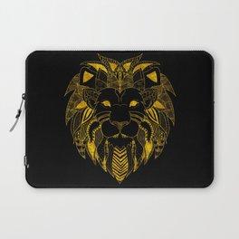 Amazing Zentangle LION Laptop Sleeve