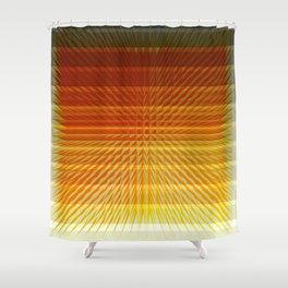 GOLD MINE Shower Curtain