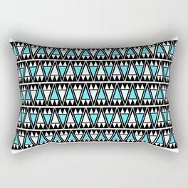 Sky Arrowheads Rectangular Pillow