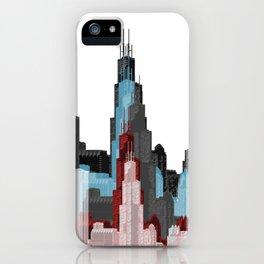 Chicago Gothic iPhone Case