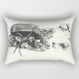 Philolithus actuosus Rectangular Pillow