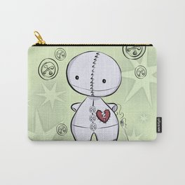 Mended Heart, Tiny Ragdoll Carry-All Pouch