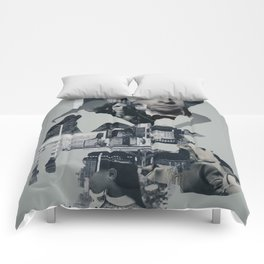 Suburban Apparition Comforters