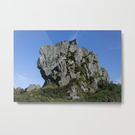 Roche Rock chapel 2 Metal Print