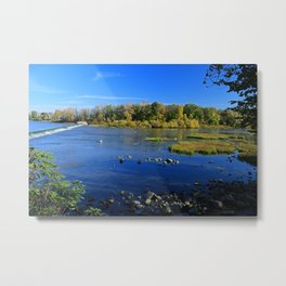Mary Jane Thurston State Park Metal Print