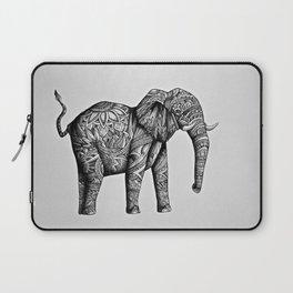 Tribal Elephant Laptop Sleeve