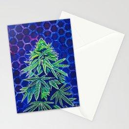 Purple Kush Stationery Cards