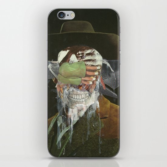 Leave me no choice but to plot my revenge  iPhone & iPod Skin