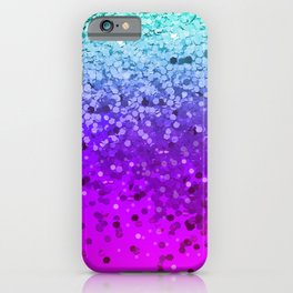 Unicorn Glitter Farts iPhone Case