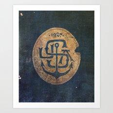 USA 1927 Art Print