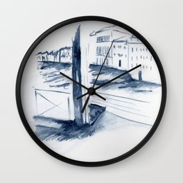 Untitled - riva Wall Clock