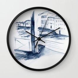 Untitled - riva Wall Clock