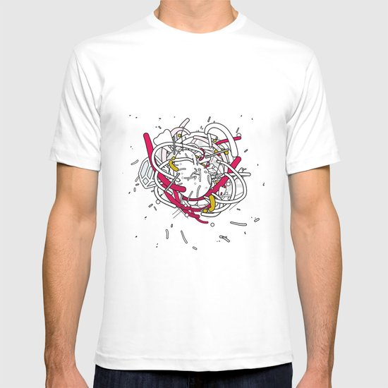 Anatomy Party T-shirt