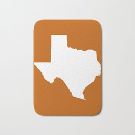 Texas longhorns college UT university sports football fan team alumni Bath Mat