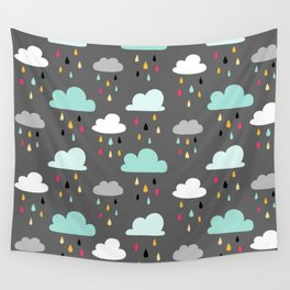 Rainy day Wall Tapestry