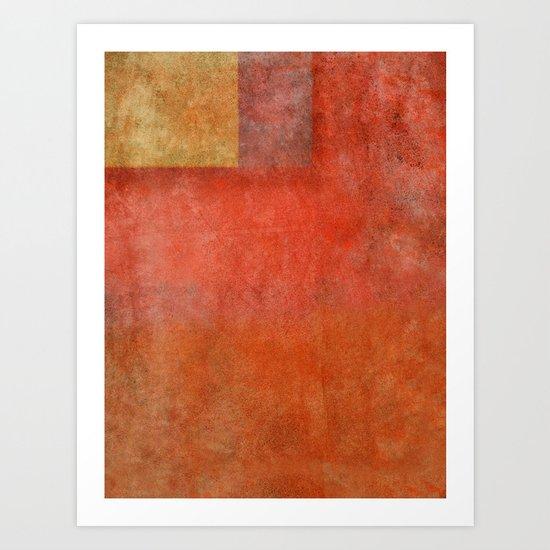 Saara Art Print