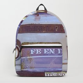 You Gotta Have Faith Backpack