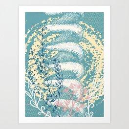 Botanical Expansion Art Print