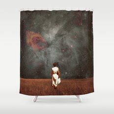 Follow Me Shower Curtain