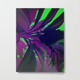 Behind the foliage Metal Print