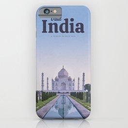 Visit India iPhone Case