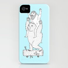 On a cause which contributed to the expulsion of the Lithuanian bear iPhone (4, 4s) Slim Case