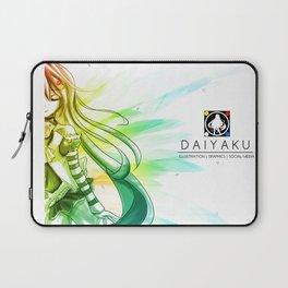 Daiya Aoi - Gradience Laptop Sleeve