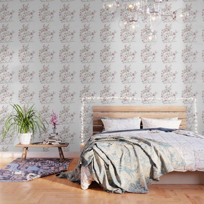 Apple Blossom 2 #society6 #buyart Wallpaper