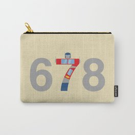 Prime Number Carry-All Pouch