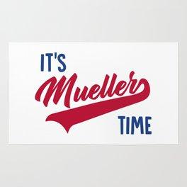 It's Mueller Time Rug