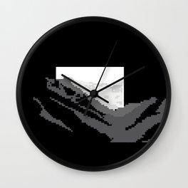 Escapist Fantasy Wall Clock