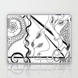 Sea Flora Laptop & iPad Skin