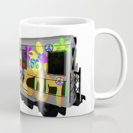 subway art Coffee Mug