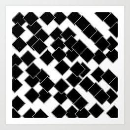 Graphic B23 Art Print
