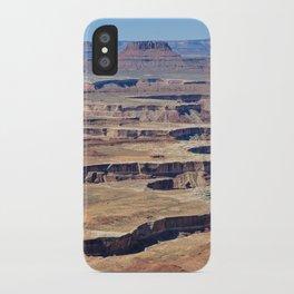 Green River Overlook iPhone Case