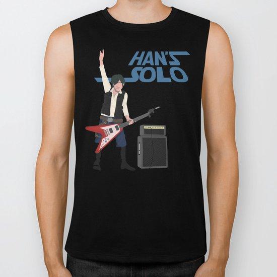 Han's Solo Biker Tank