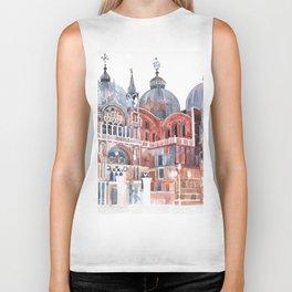 Basilica San Marco, Venezia Biker Tank