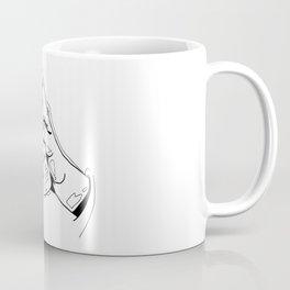 human repellent Coffee Mug