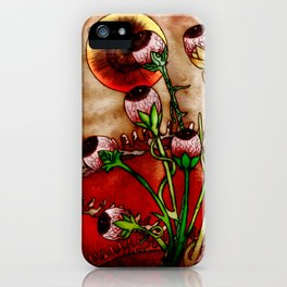 Erasure iPhone Case