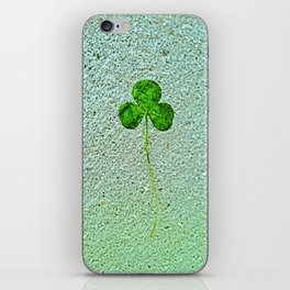 You must be my lucky star! iPhone Skin