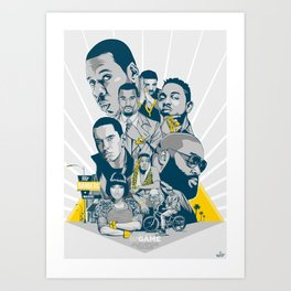 Hit Banger Makers Art Print