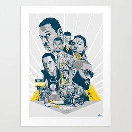 Hit Banger Makers Art Print