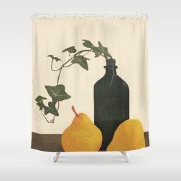Still Life Art III Shower Curtain