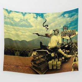 Hunter S Wall Tapestry
