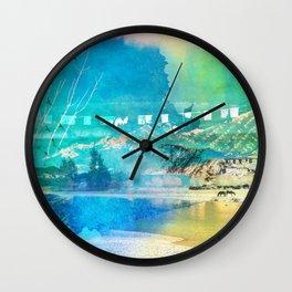 Ladakh Wall Clock