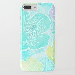Happy flower iPhone Case