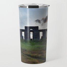Stonehenge WWI Memorial Travel Mug