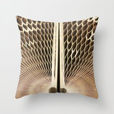 abstract5 Throw Pillow