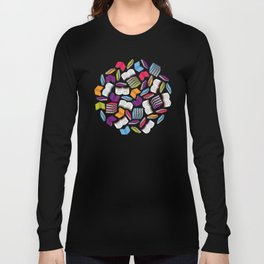 So Many Colorful Books... Long Sleeve T-shirt
