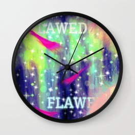 But perhaps the monsters needed to look out for each other every now and then. Wall Clock